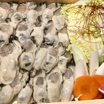 104024750 - 貝しぐれ冬の名物牡蠣のしゃぶ