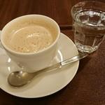 上島珈琲店 - 黒糖ミルク珈琲のホット