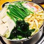 杉 - 料理写真:盛り盛りの山盛りちゃんこ鍋登場⭐️