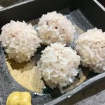 奈良 - もち米の焼売⭐️