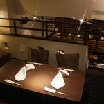 銀座 海老料理&和牛レストラン マダムシュリンプ東京 - 銀座の隠れ家空間 人気の3~6名様ロフト個室付!!