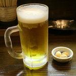 Nobilitas  - 「生ビール」