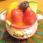 ケーキハウス ダルセーニョ - うさこ