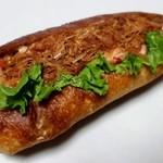 パンドール - イタリアン風スモークチキンのチャバタ