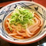 丸亀製麺 - ぶっかけ(並)冷