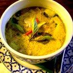 クンメー2 - ゲンキョウワン(鶏肉のグリーンカレー)