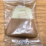 フジヤマクッキー - 紅茶(ホワイトチョコ)