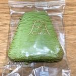 フジヤマクッキー - 抹茶