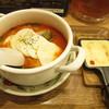 太陽のトマト麺 with チーズ 三宮駅前店