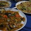へんみ - 料理写真:一品物はどれも大皿