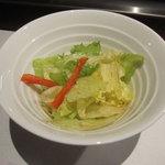 ふじさき屋 - サラダ