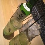 鮨前と酒 中和浦 -