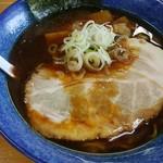 らーめん本丸 - 醤油 750円スマホ