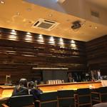 KAPPABASHI COFFEE & BAR - プロジェクターがあります。 トイ面の壁は何もない白壁ですから、 ここに投影するんでしょう。 それにしても2階はうるさい。