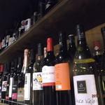 ハンバーグビストロ vinW - ワイン3