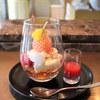 パティスリー&ショコラ バー デリーモ - 料理写真:はじまりの淡雪