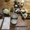 恵亭 - 料理写真:キャベツ・お新香のお替りはOK