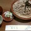 七福 志な乃 - 料理写真:手打ざるそば¥1050-