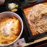 そば処 砂場 - 料理写真: