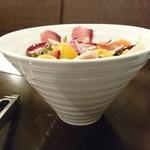 ブラッスリー ジゴ - 三浦野菜と色々入った gigot サラダ