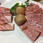焼肉一楽 - 料理写真: