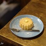 古民家カフェ蓮月 - 料理写真:レモンケーキ(550円)