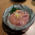 日本酒と個室居酒屋 農家の慶 - 塩辛