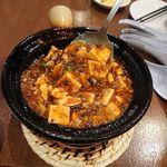 京華小吃 - 麻婆豆腐 値段不明