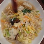 京華小吃 - スープ餃子?