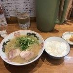 とんこつ亭 ひろみちゃん - ラーメン、小ご飯!