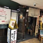 木曽路 - 入口