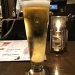 104094066 - まずはビールやで390円 グラス