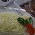 くいしん坊 - 生野菜付