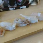 廻鮮富寿し - 貝5種