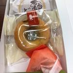 諏訪園 - 料理写真:栗のお菓子達