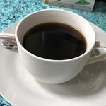 カフェバル リバーサイド - ホットコーヒー