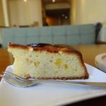 ユニバイブ - オレンジケーキ