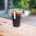 カンノン コーヒー - アイスコーヒー