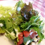 イタチャイナ - サラダ