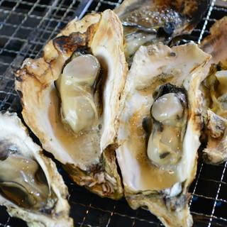★自慢の牡蠣をたっぷり堪能!40分間のプチ食べ放題!