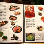 1041089 - 豚肉とキムチなど。