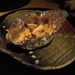 大江 - 鮭と茸の味噌焼き