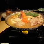大江 - 一人鍋、味噌ちゃんこ
