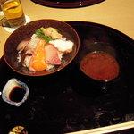 大江 - 海鮮ちらし寿司