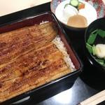 恵比寿 鰻 松川 - 鰻重・大