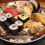 玄海鮨 - 海ランチ  (800円)