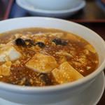 盧山中国厨房 - 料理写真:麻婆麺