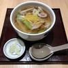 永坂更科布屋太兵衛 - 料理写真:豚南ばん 1826円