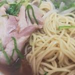 ミスターラーメン - チャーシューと麺
