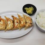 ミスターラーメン - 餃子とライス